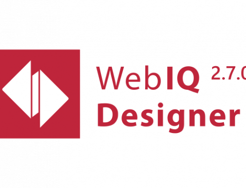 WebIQ 2.7 – FreeStyle by using IQ Widgets